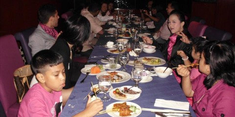 Annual Dinners 1